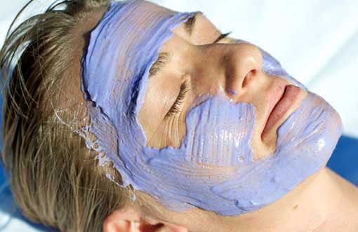 Lavender facemask